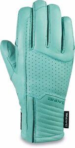 Dakine ROGUE Womens Snowboard/Ski Gloves Size Medium Lagoon NEW