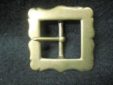 Made in England  Pirate style solid brass 1 3/4