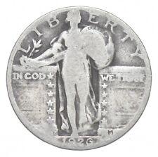 Better 1926-S - US Standing Liberty 90% Silver Quarter Coin Set Break *496
