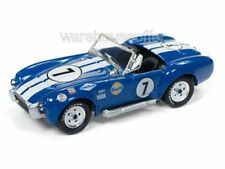 Johnny Lightning 1/64 Muscle Cars Usa 2018 1 B 1965 Shelby Cobra 427 Jlcp7073
