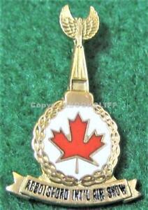 ABBOTSFORD INTERNATIONAL AIRSHOW BRITISH COLUMBIA CANADA Lapel Pin