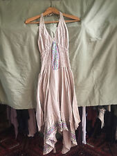 Shipibo Embroidered Women's Dress (One Size S - XL)