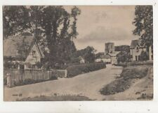 Norton Village Garden City Hertfordshire 1926 Postcard 554b