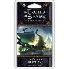Il Trono di Spade Gioco di Carte: La Catena di Tyrion 12° Espansione LCG IT AGOT