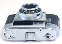 Vintage AGFA OPTIMA IIs 35mm Film Camera PRONTORMATOR f/2.8 45mm Lens Germany