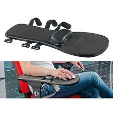 Mousepad: Tisch- und Armlehnen-Mauspad mit Komfort-Gelenkstütze (Mausauflage)
