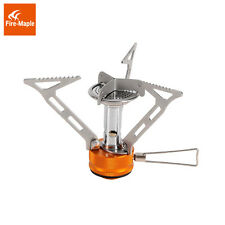 Fire Maple FMS-103 Camping Gas Stove Foldable One-Piece Burner 3000W