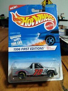hot wheels 1996 chevy 1500