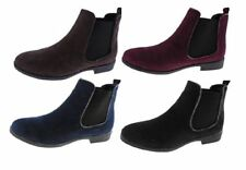 Unbranded Suede Textile Boots for Women