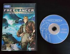 Freelancer - PC CD-ROM - Fast P&P! - Microsoft, Free Lancer
