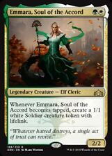 Guilds of Ravnica - EMMARA, SOUL OF THE ACCORD rare Magic the Gathering card
