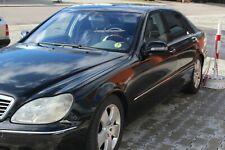 Mercedes Benz S400 CDI Bj.6.2001. Vollausstattung, 245.000 km