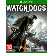 Watch Dogs Xbox ONE Neuf sous Blister & Scellé