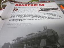 Deutsche Eisenbahngeschichte N 1835-1920 Baureihe BR 59 Württemberg K
