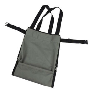 Heavy Duty Orchard Fruits Picking Apron Field Apples Collecting Bag Organizer