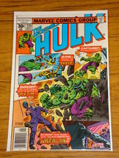 INCREDIBLE HULK #215 VOL1 MARVEL COMICS SEPTEMBER 1977