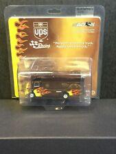 UPS FLAME PACKAGE CAR Unopened 1 of 22,752 UPS RACING CAR