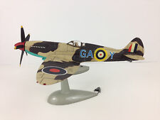 Supermarine Spitfire North Africa 208 Sqd WW2 die-cast model Sky Pilot 1:48