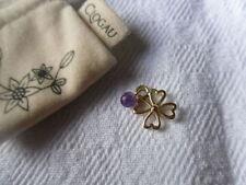 Clogau Amethyst Fine & Charm Bracelets