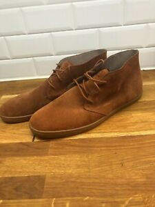 NWOB Cole Haan Men's Pinch Weekender Chukka Boot woodbury suede size 13