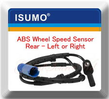 1 Kit ABS Wheel Speed Sensor Rear Left or Right Fits: BMW 745 750 760 Alpina B7