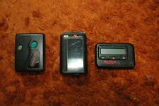 3-lot Numeric/Data pagers working/tested