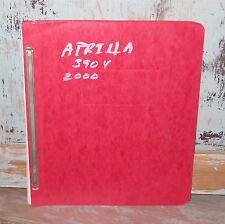 2000 APRILIA RSV 1000R PARTS MANUAL APRILIA RSV MILLE R PARTS CATALOGUE