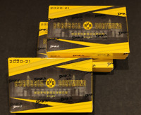 2020-21 Daka Dortmund Official BOX BVB Moukoko 1st RC auto Haaland REYNA 1/1