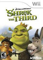 Shrek the Third - Nintendo  Wii Game