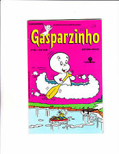 "Gasparzinho No 56 1979 - Brazilian Casper -""Cloud Canoe Cover ! """