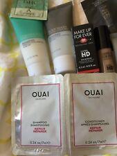 Mixed Lot Sephora Birchbox Cosmetics Samples Aveda Nars Make Up Forever DHC