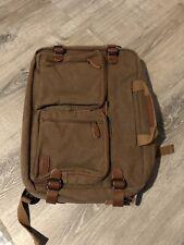 COOLBELL Laptop Bag Backpack Messenger Shoulder Case Handbag 15 X 19 Convertible