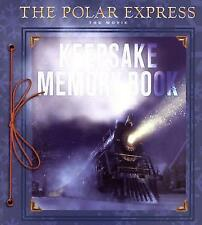 NEW - The Polar Express: The Movie: Keepsake Memory Book