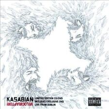 Velociraptor! [Deluxe Edition] [PA] by Kasabian (DVD, Sep-2011, 2 Discs, Columbia (USA))