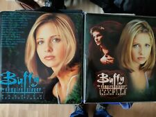 More details for buffy binder season1 & 2, plus s1 - 4 cards full sets, rare in great condition.