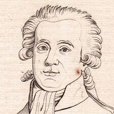 Jean-Paul Rabaut de Saint-Étienne Nîmes Gard Révolution Française Aube Député