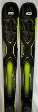 13-14 K2 AMP 80X Used Men's Demo Skis w/Bindings Size 170cm #346763