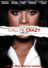 Call Me Crazy: A Five Film (DVD, 2014) - NEW!!