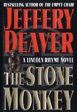 The Stone Monkey (A Lincoln Rhyme Novel), Jeffery Deaver, 0743221990, Book, Good
