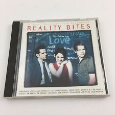 Reality Bites Movie Soundtrack Music CD 1994 Kravitz Hatfield U2