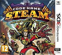 CODE NAME S.T.E.A.M. JEU 3DS NEUF