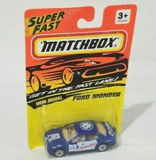 Super Fast Matchbox Car Ford Mondeo #40