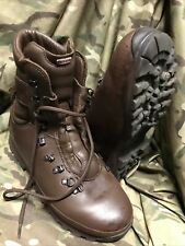 More details for brown altberg defender boots!genuine issue!worn a handful of times! size 9 m