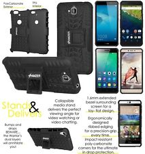 AMZER Dual Layer Hybrid Warrior Shockproof Stand Case For Huawei Lenovo LeEco