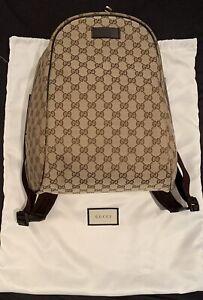 Gucci GG Trim Guccisima Backpack RRP £920