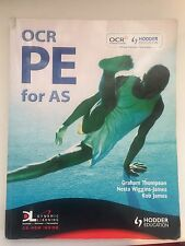 OCR PE for AS (A Level Pe), James, Rob Mixed media product