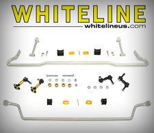 Whiteline 2011-14 Subaru WRX/STI Sway Bar Kit | BSK012