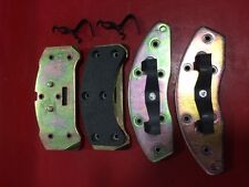 Disc Brake Pads Premium Organic D181 Fade Free *New & Free Shipping