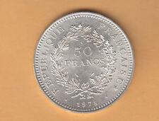 Francia 50 franchi 1978 IN Argento grammi 30 mm. 41 Q. FIOR DI CONIO IN CAPSULA