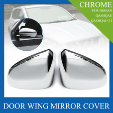 DOOR WING MIRROR E//H WITH INDICATOR PRIMED PASSENGER SIDE NISSAN QASHQAI 2014